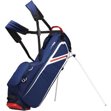 TaylorMade Flextech Lite Stand Bag  Navy/White/Red