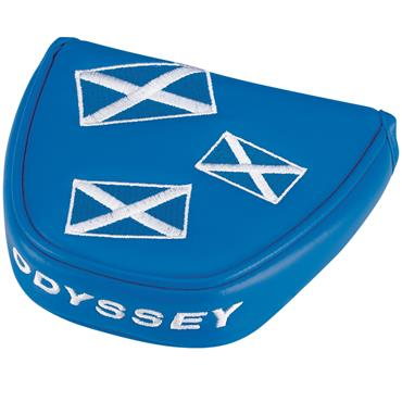 Odyssey Scotland Headcover  Mallet