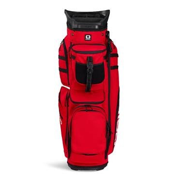 Ogio by Callaway Alpha Convoy 514 Cart Bag  Deep Red