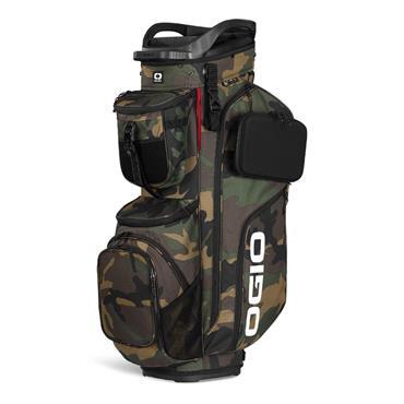 Ogio by Callaway Alpha Convoy 514 Cart Bag  Wood Camo