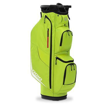 Ogio by Callaway Fuse 314 Cart Bag  Glow Sulphur