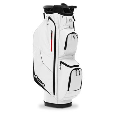 Ogio by Callaway Fuse 314 Cart Bag  White