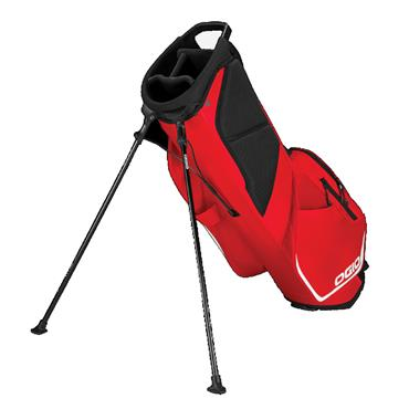 Ogio by Callaway Fuse Shadow 304 Stand Bag  Red