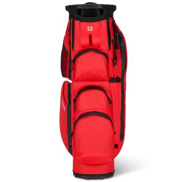 Ogio Alpha Aqua 514 Hybrid Cart Bag  Red