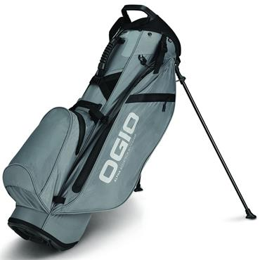 Ogio by Callaway Alpha Aqua 504 Lite Stand Bag  Charcoal