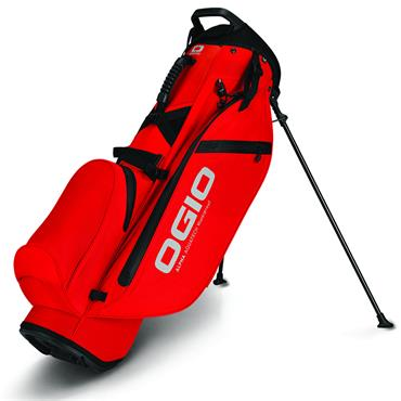 Ogio by Callaway Alpha Aqua 504 Lite Stand Bag  Red