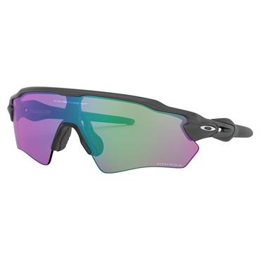Oakley Radar EV XS PRIZM Glasses  Steel