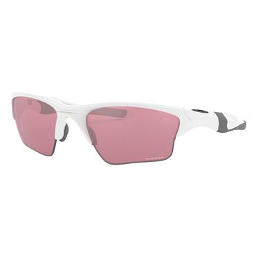 Oakley Half Jacket 2. XL Polish White Glasses  Prizm Dark Golf