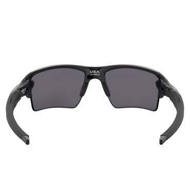 Oakley Flack 2.0 XL Matte Black Glasses  Prizm Black Polarized