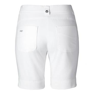 Daily Sports Ladies Wear Lyric Shorts 48 cm White