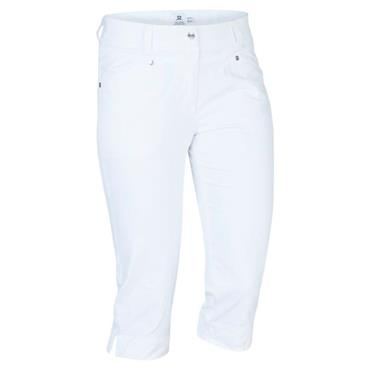 Daily Sports Ladies Wear Lyric Capri 74 cm White
