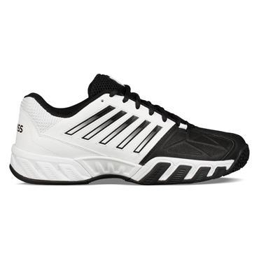 K-Swiss Tennis Gents Bigshot Light 3 Omni Shoes White - Black