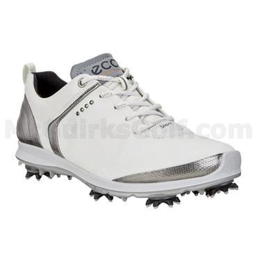 Ecco Ladies Biom G2 Waterproof GORE-TEX® Shoes White - Shadow