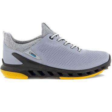 Ecco Gents Biom Cool Pro Shoes Silver - Grey