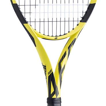 Babolat Pure Aero 2019 Tennis Racket Black Yellow - Black