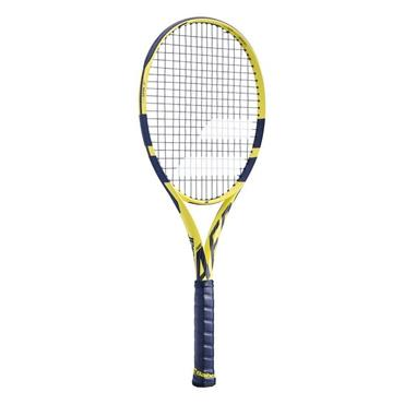 Babolat Tennis Pure Aero Team Racket Yellow - Black