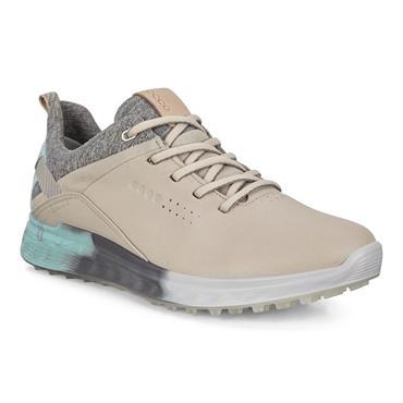 Ecco Ladies Golf S-Three Shoes Gravel