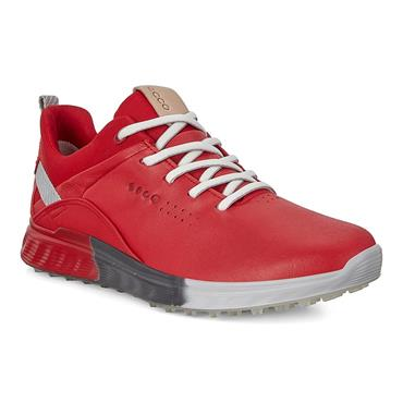 Ecco Ladies Golf S-Three Shoes Red