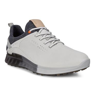 Ecco Gents Golf S-Three Shoes White