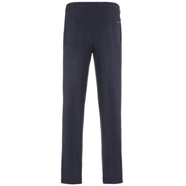 J.Lindeberg Gents Troon 2.0 Slim Micro Trousers Navy