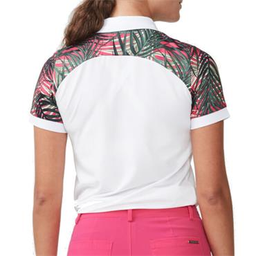 Rohnisch Element Block Polo Fuschia