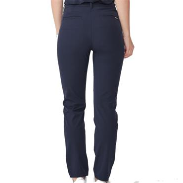 Rohnisch Comfort Stretch Pants Navy