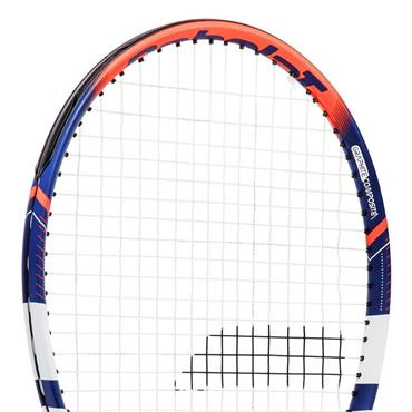 Babolat Gents Pulsion 102 Tennis Racket Blue - Red