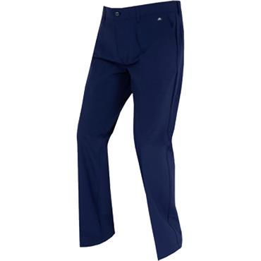 J.Lindeberg Gents Ellott Micro Stretch Trousers Navy 6795