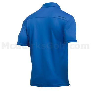 Under Armour Gents Performance Polo Shirt Bleached Blue