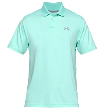 Under Armour Gents Performance Polo Shirt Turquoise (361)
