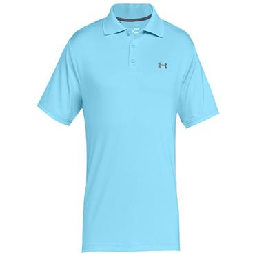 Under Armour Gents Performance Polo Shirt Venetian Blue