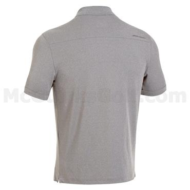 Under Armour Gents Performance Medal Play Polo Shirt True Grey Heather