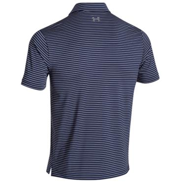 Under Armour Gents Playoff Polo Shirt  Academy - White