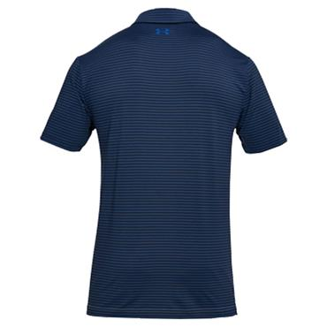 Under Armour Gents Playoff Polo Shirt Academy - Mediterranean