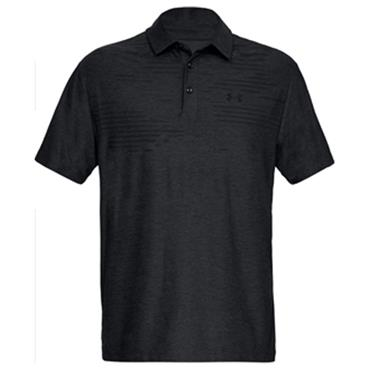 Under Armour Gents Playoff Polo Shirt Black