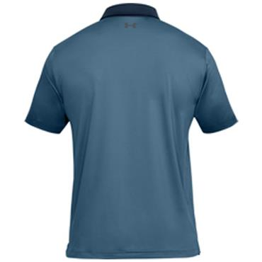 Under Armour Gents Playoff Polo Shirt Blue
