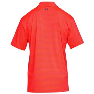 Under Armour Gents Playoff Polo Shirt Coral