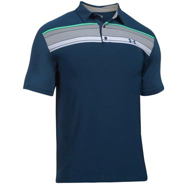 Under Armour Gents Playoff Polo Shirt Academy - Grey