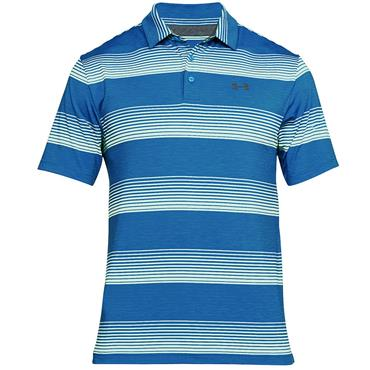 Under Armour Gents Playoff Polo Shirt Mediterranean