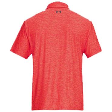 Under Armour Gents Playoff Polo Shirt Red