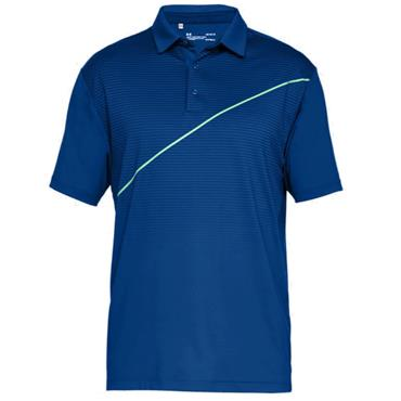 Under Armour Gents Playoff Polo Shirt Blue (404)