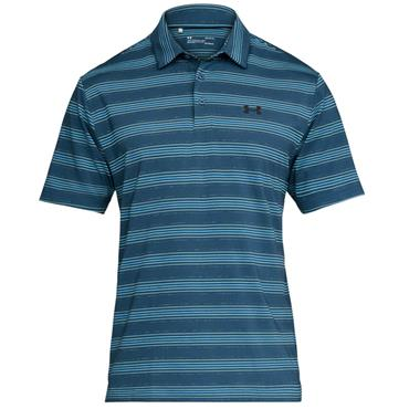 Under Armour Gents Playoff Polo Shirt Blue (470)