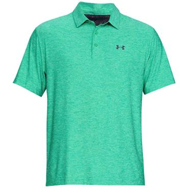 Under Armour Gents Playoff Polo Shirt Green (354)
