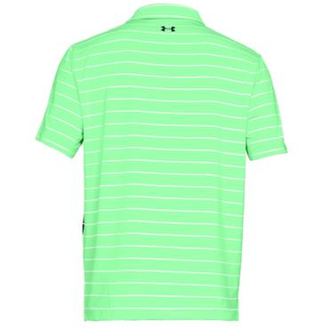 Under Armour Gents Playoff Polo Shirt Green (379)