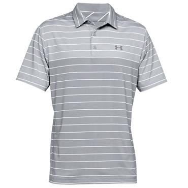 Under Armour Gents Playoff Polo Shirt Grey (952)