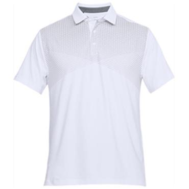 Under Armour Gents Playoff Polo Shirt White