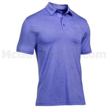 Under Armour Gents Playoff Polo Shirt Purple