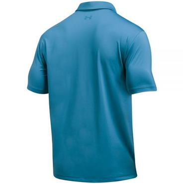 Under Armour Gents Playoff Polo Shirt Urban Blue