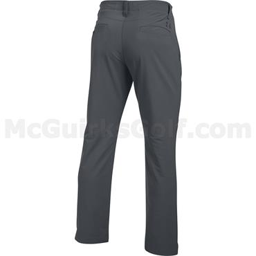 Under Armour Gents Match Play Golf -Tapered Trousers Rhino Grey