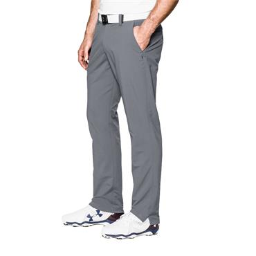 Under Armour Gents Match Play Golf -Tapered Trousers Steel